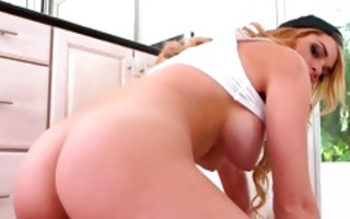 An astonishing nasty slut Skyla Novea being sexually abused